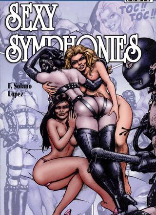 Sexy Symphonies 5 by Francisco Solano Lopez