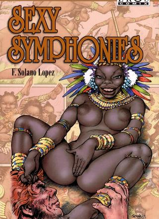 Sexy Symphonies 2 by Francisco Solano Lopez
