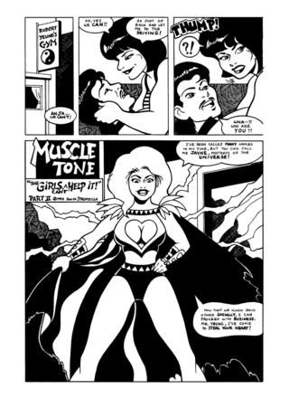 Muscle Tone 2 The Girls Cant Help It by Frank Strom