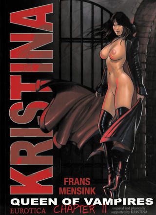 Kristina Queen of Vampires 2 by Frans Mensink