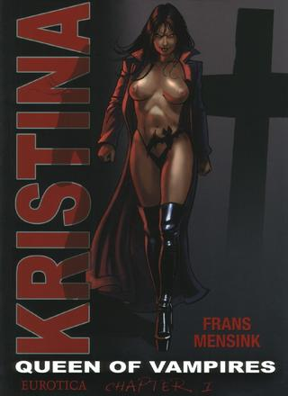 Kristina Queen of Vampires 1 by Frans Mensink