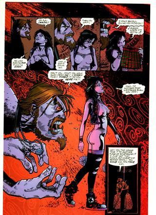 Missy Muerte by George Caragonne, Keith Giffen, Tom Coker