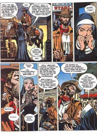 Slim and Nun by George Caragonne