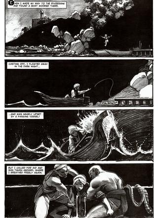 A Night in a Moorish Harem 2 by George Herbert