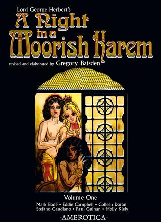 A Night in a Moorish Harem 1 by George Herbert
