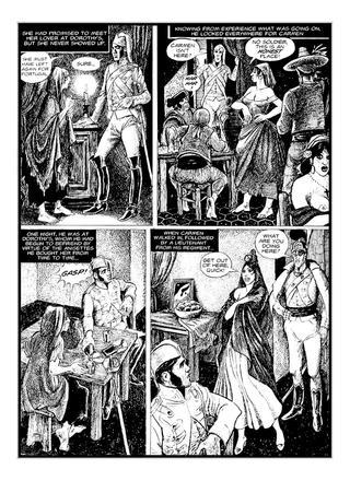 Carmen by George Pichard