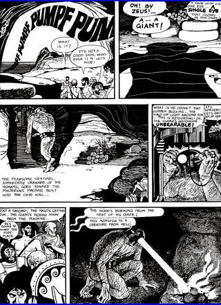 Ulysses 1 by George Pichard