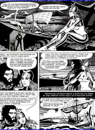 Ulysses 2 by George Pichard