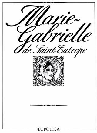 Marie Gabrielle by George Pichard