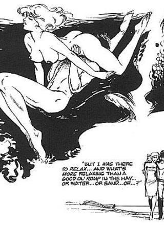 Allen by Georges Levis