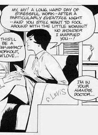 Doctor by Georges Levis