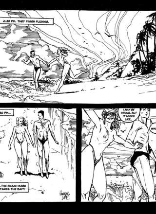 Beach Babe by Gian Danton, Jose Horacio Lopez