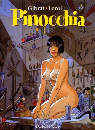 Pinocchia by Gibrat, Leroi