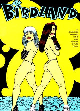 Birdland 2 by Gilbert Hernandez