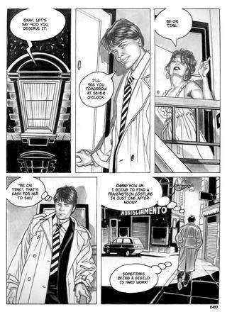 The Strip Tease by Giovanna Casotto