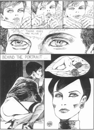 The Story of O 6 The Pembrokes by Guido Crepax