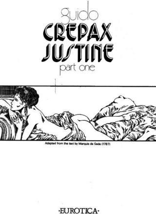 Justine 1 by Guido Crepax