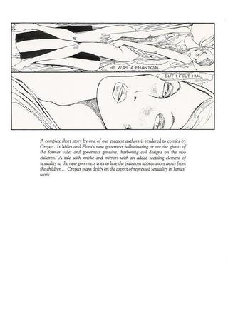 The Turn of the Screw by Guido Crepax