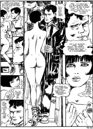 Valentina Rediscovered by Guido Crepax