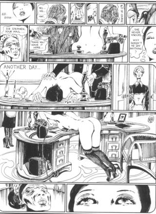 The Story of O 3 Anne-Marie and the Rings by Guido Crepax