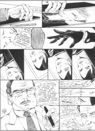 The Story of O 5 The Penthouse by Guido Crepax