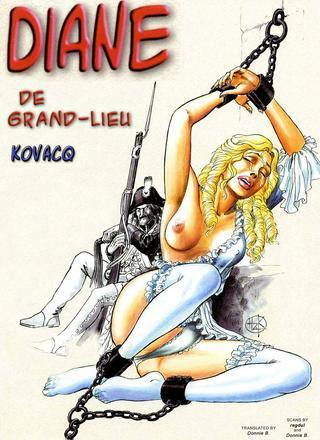 Diane de Grand Lieu by Hanz Kovacq