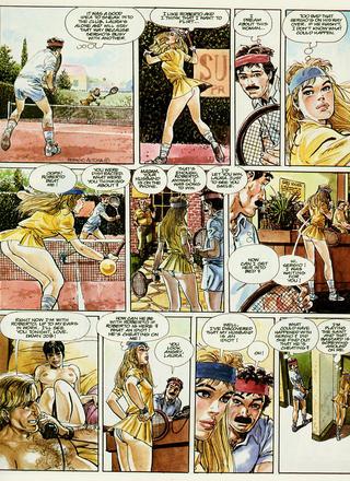 The Alibi by Horacio Altuna