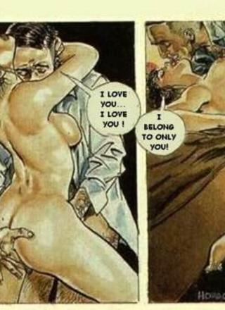 A passionate woman by Horacio Altuna
