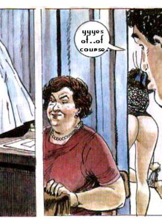 The Doctor by Horacio Altuna