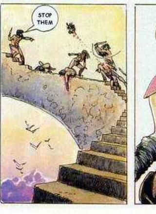 Risk by Horacio Altuna