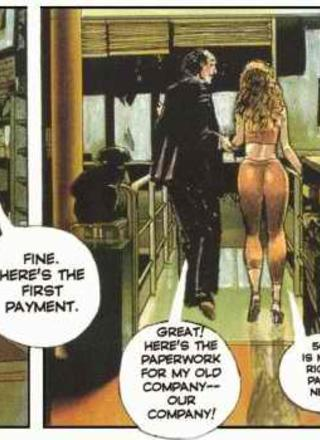 Indecent proposal by Horacio Altuna