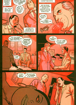Suck off and Die by Howard Chaykin, David Tischman, David Hahn