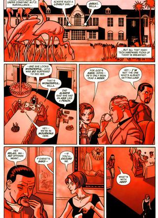 Let it Bleed by Howard Chaykin, David Tischman, David Hahn