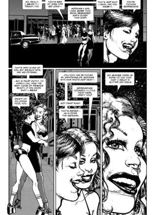 Black Kiss II 4 by Howard Chaykin