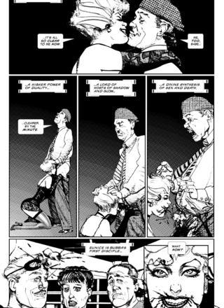 Black Kiss II 2 by Howard Chaykin