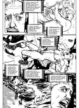 Black Kiss II 1 by Howard Chaykin