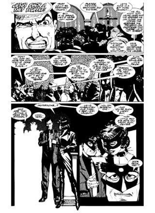 Black Kiss 7 by Howard Chaykin