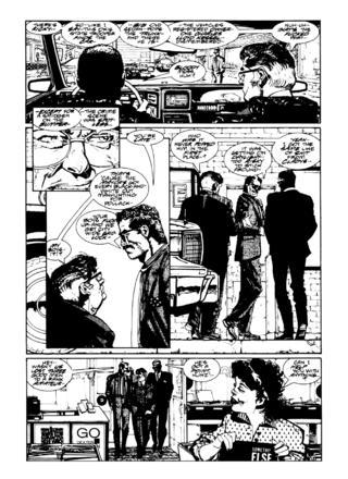 Black Kiss 4 by Howard Chaykin
