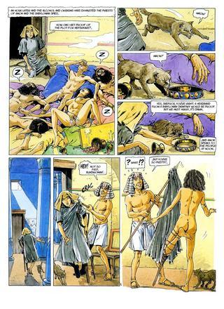 Servant of Isis by Hugdebert