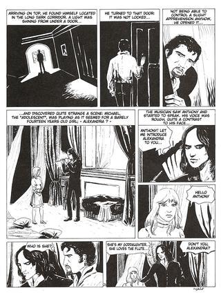 The Diabolic Lovers by Hugdebert