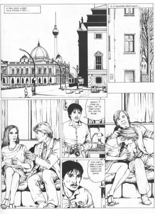 Love East European Style by Hugdebert