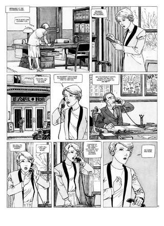 Lisa White by Hugdebert