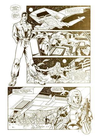 The Last Survivor by Ian Ascher, Preston Coston