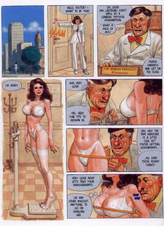 Doctor I am Too Big by Ignacio Noe
