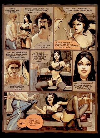 The Bachelorette Party by Ignacio Noe