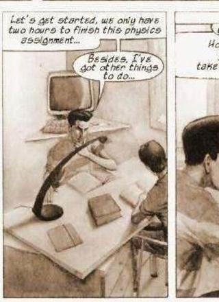Homework by Ignacio Noe