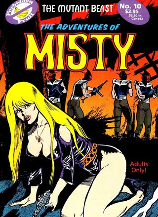 The Adventures of Misty 10 by James Mcquade