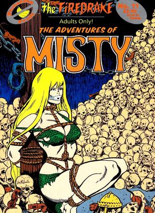 The Adventures of Misty 11 by James Mcquade