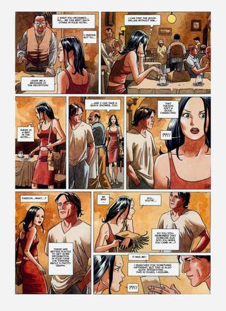 Djinn 1 The Favorite by Jean Dufaux, Ana Miralles