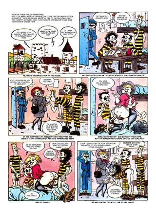 The Screwin Crew 2 by Jean Pignar